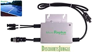 Micro Replus-250A Solar Panel Micro Inverter Electric Supply 250w ReneSola is a Smart Grid-tie Microinverter (Blow Out Price!!!)