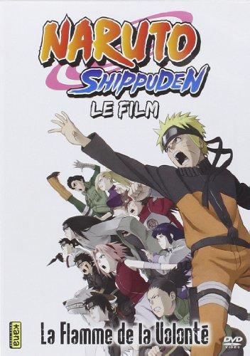 Naruto Shippuden-Le Film : La Flamme de la Volonté