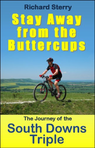Stay Away from the Buttercups: Journey of the South Downs Triple