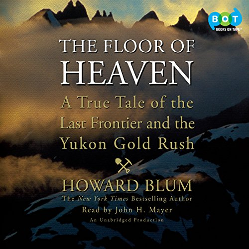 The Floor of Heaven audiobook cover art