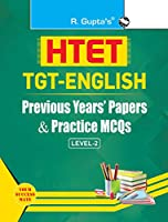 HTET (TGT-English) Previous Years' Papers & Practice MCQs (Level–2)