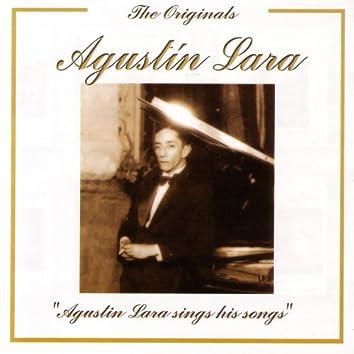 The Originals - Agustin Lara Sings His Songs