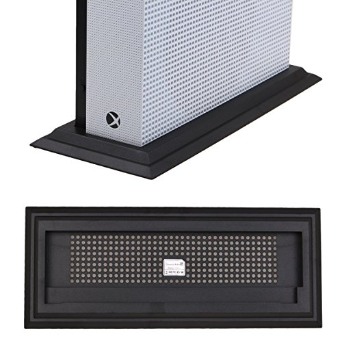 Soporte Vertical LeSB Xbox One S, Base Vertical de Refrigera