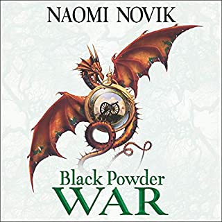 Black Powder War      The Temeraire Series, Book 3              By:                                                                                                                                 Naomi Novik                               Narrated by:                                                                                                                                 Simon Vance                      Length: 10 hrs and 22 mins     33 ratings     Overall 4.7