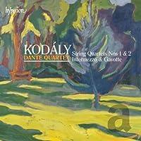 String Quartets Nos.1 & 2 Intermezzo & Gavotte