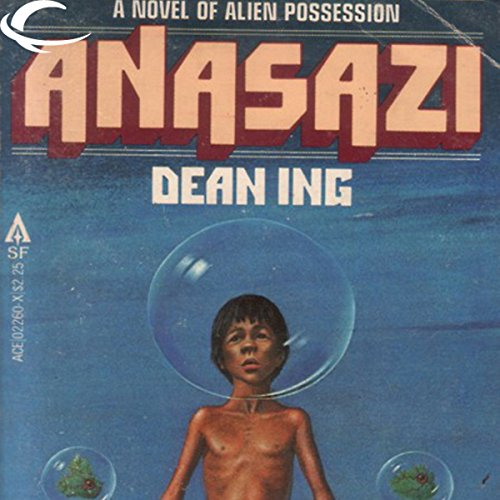 Anasazi audiobook cover art