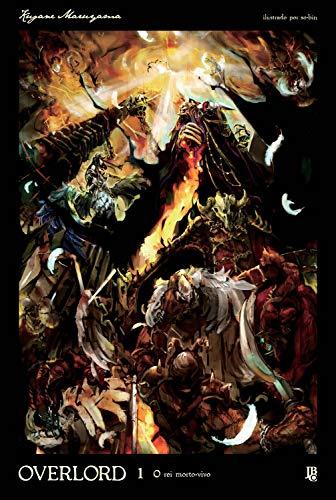 Overlord Vol. 01 (livro) - O Rei Morto-vivo