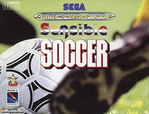Mega CD - Sensible Soccer