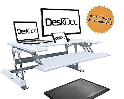 DeskDoc Premium Standing Desk