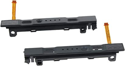 Prettyia For Nintendo Switch Joy-con Rail Slider Set Left Right with Flexible Ribbon Moudle