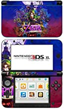 The Legend of Zelda Majora's Mask Game Skin for Nintendo 3DS XL Console by Skinhub