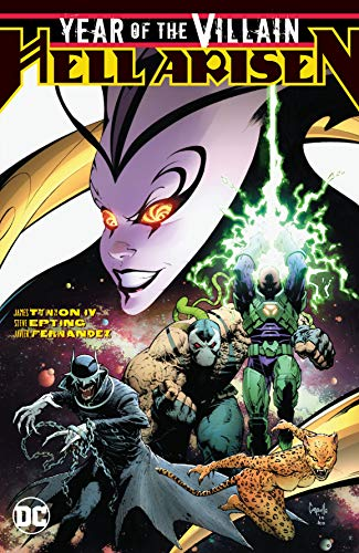Year of the Villain: Hell Arisen (DC's Year of the Villain (2019-)) (English Edition)