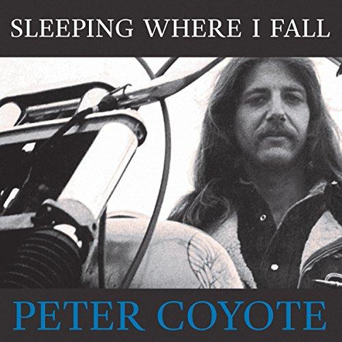 Sleeping Where I Fall audiobook cover art