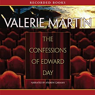 The Confessions of Edward Day audiobook cover art