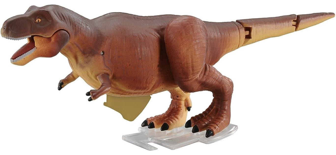 処理前置詞ポータブルアニア うごく!アニア AM-01 ティラノサウルス