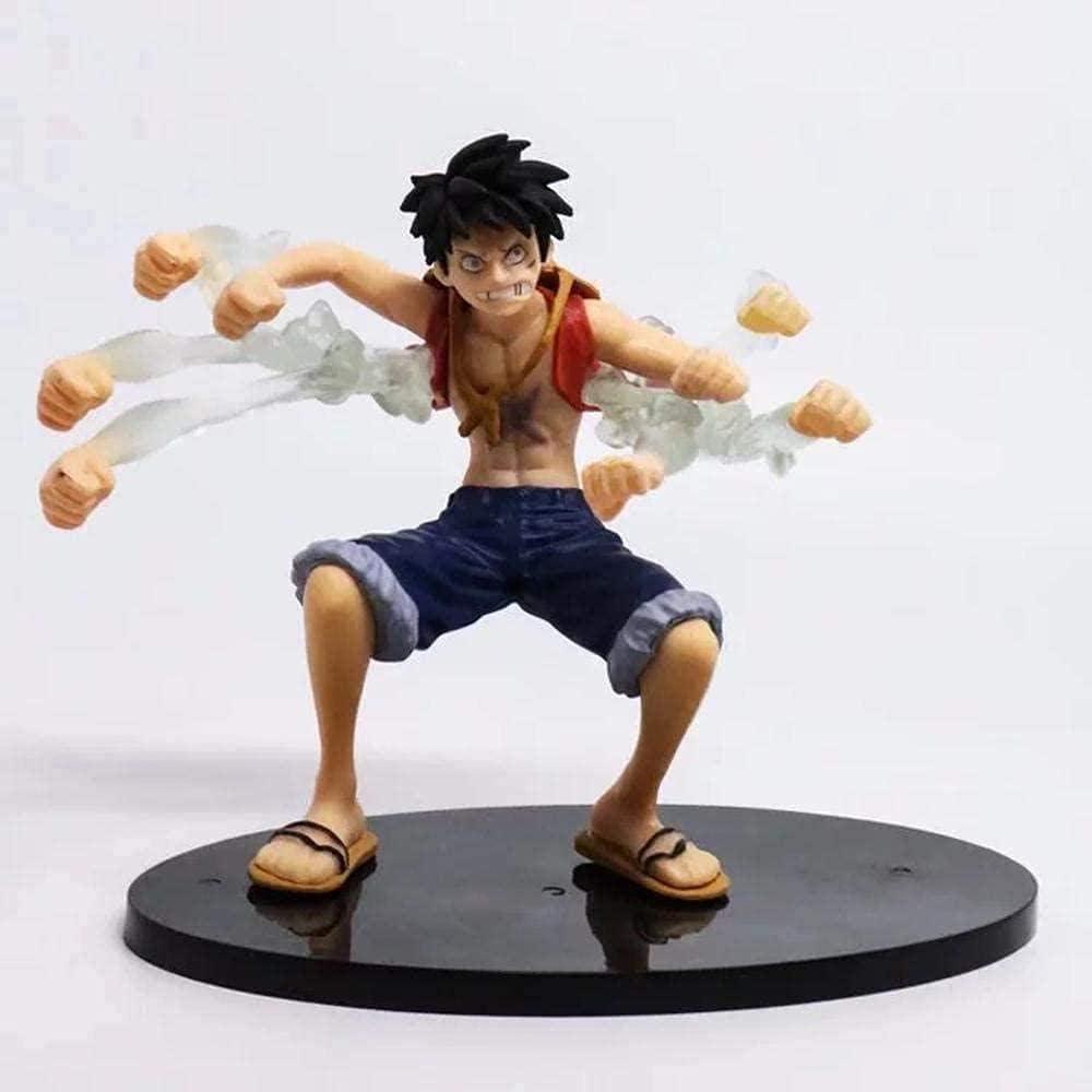 Monkey D.Luffy Anime Modèle Statue De Chapeau Garçon Free shipping / New Batt Paille Deluxe