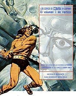 Los cómics de CONAN en España: el volumen 1 de Vértice eBook ...