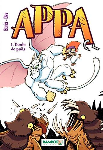 Appa (Version manga) - Tome 1 - Boule de poils