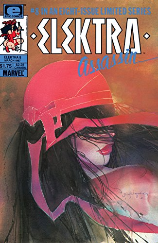 Elektra: Assassin (1986-1987) #8 (of 8) (English Edition)