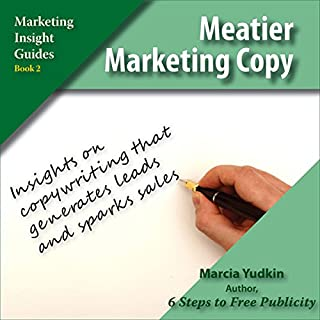 Meatier Marketing Copy cover art