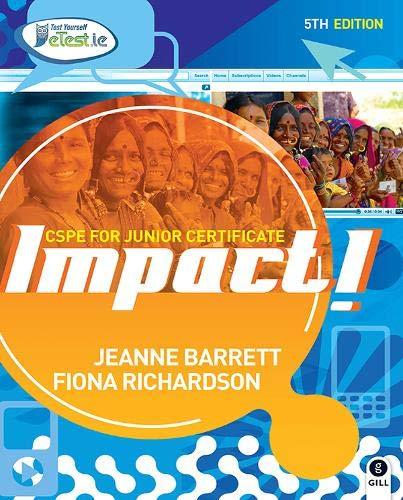 Impact!: CSPE for Junior Certificate