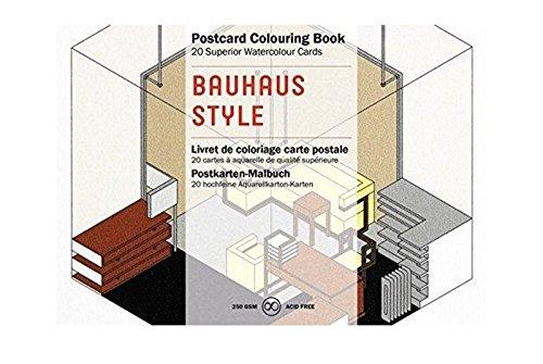 Buch der Künstler Malbuch mit 20Postkarten Motive Bauhaus Postkarte 62357068