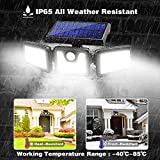 Photo #4: Solar Motion Sensor Lights by AmeriTop Featuring 800LM Wireless LED Lights 2 Pack