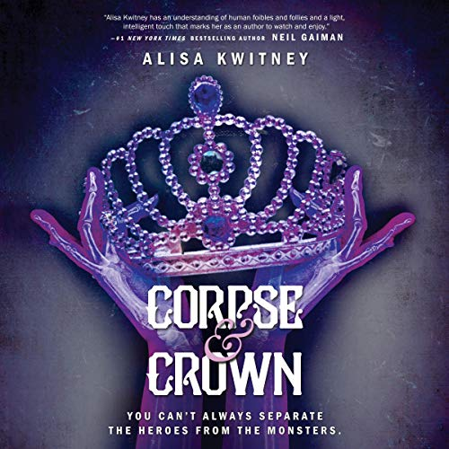 Corpse & Crown     Cadaver & Queen Series, Book 2              By:                                                                                                                                 Alisa Kwitney                               Narrated by:                                                                                                                                 Saskia Maarleveld                      Length: 8 hrs and 22 mins     1 rating     Overall 4.0