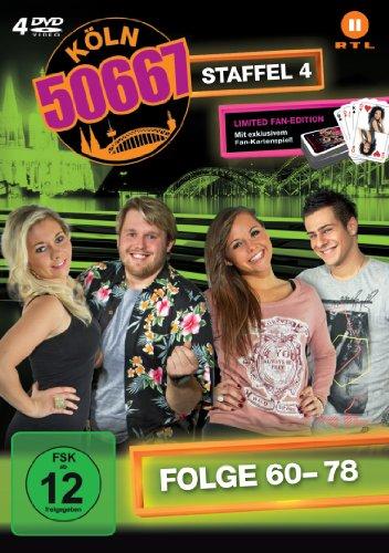 Köln 50667, Vol. 4: Folge 61-80 (Fan Edition) (4 DVDs)