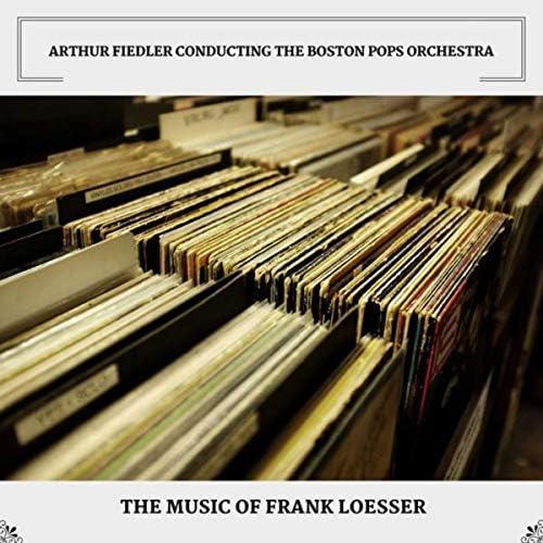 Arthur Fiedler Conducting The Boston Pops Orchestra