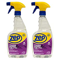 10 Best Zep Shower Cleaners