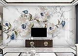 MUNXIN Wallpaper Papel Pintado 3D Joyería Blanca En Relieve Papel Pintado Pared Moderno Dormitorio Fotomurales Decorativos Pared
