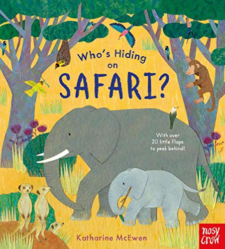 Mcewen, K: Who's Hiding on Safari?