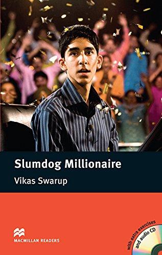 Macmillan Readers Slumdog Millionaire Intermediate Pack