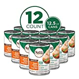 NUTRO HEARTY STEW Adult High Protein Natural Wet Dog Food Cuts in Gravy Tender Chicken, Carrot & Pea...