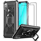 IMBZBK Compatible with Huawei P Smart 2020 Case, with [2