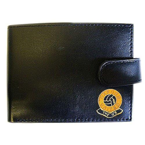 Oxford United Football Club Genuine Leather Wallet