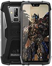 Rugged Cell Phones Unlocked, Blackview BV9700 Pro 4G IP68 Waterproof Drop Proof Gaming Smartphones, Octa Core 6GB+128GB 5....