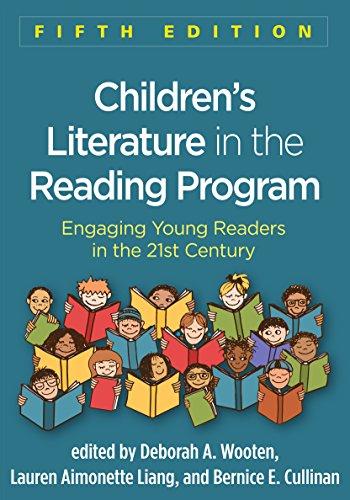 Compare Textbook Prices for Children's Literature in the Reading Program, Fifth Edition: Engaging Young Readers in the 21st Century Fifth Edition ISBN 9781462535767 by Wooten, Deborah A.,Liang, Lauren Aimonette,Cullinan, Bernice E.,Allington, Richard L.