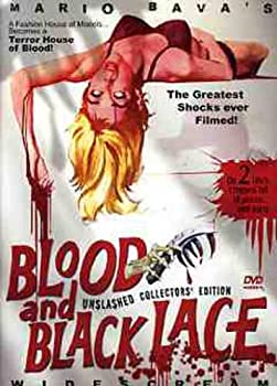 Blood and Black Lace  2 Disc Special Edition