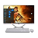 Baieyu All in One Gaming PC 27 pollici,Geforce GTX 1650, Intel Core i7-9700F, 64GB DDR4, 512GB SSD, 2TB HDD,7860x4320 UHD Display,Mouse e tastiera wireless,WIFI/BT4.2/DP/DVI/LAN