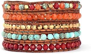 6109c1f4d8e5 Amazon.es: pulseras piedras naturales - 50 - 100 EUR: Joyería