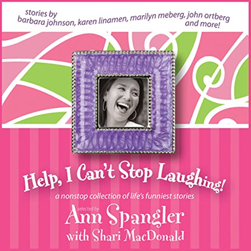 Help, I Can't Stop Laughing! audiobook cover art