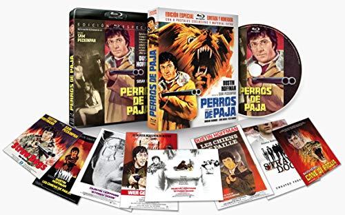 Perros de Paja BD con 8 Postales y Extras 1971 Straw Dogs [Blu-ray]