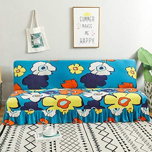 flqwe Super Stretch Sofa Slipcover Sofa Cover sofahoes, anti-slip slaapbank, Universal Modern Sofa Cover