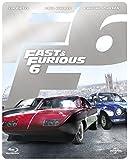 Fast and Furious 6-Ltd Ed. Steelbook [Edizione: Regno Unito] [Blu-Ray] [Import]