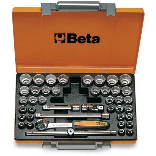 Beta 9200988 920/C37–37 Douille double pour douilles + 5 Accessor.