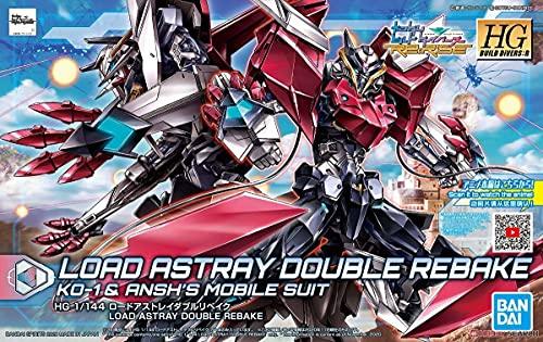Bandai Hobby - Gundam Build Divers - #238 Gundam Astray Type New MS(Tentative), Bandai Spirits HGBD:R 1/144