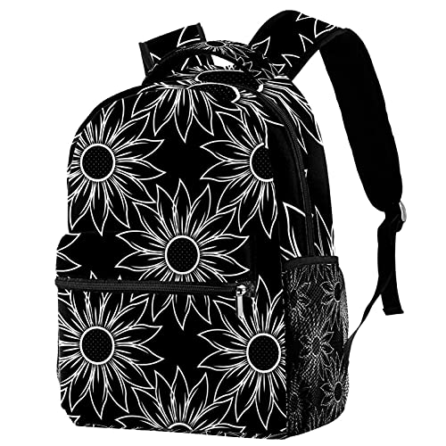 tiras patrón mochila impermeable bolsa de libro mochila ligera para viajes escolares, mochila para mujeres hombres fútbol, Multi-4,