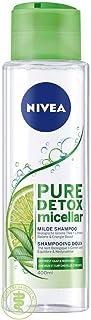 Nivea Micellar Pure Detox Shampoo, 400 g